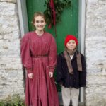 2 of our young reenactors