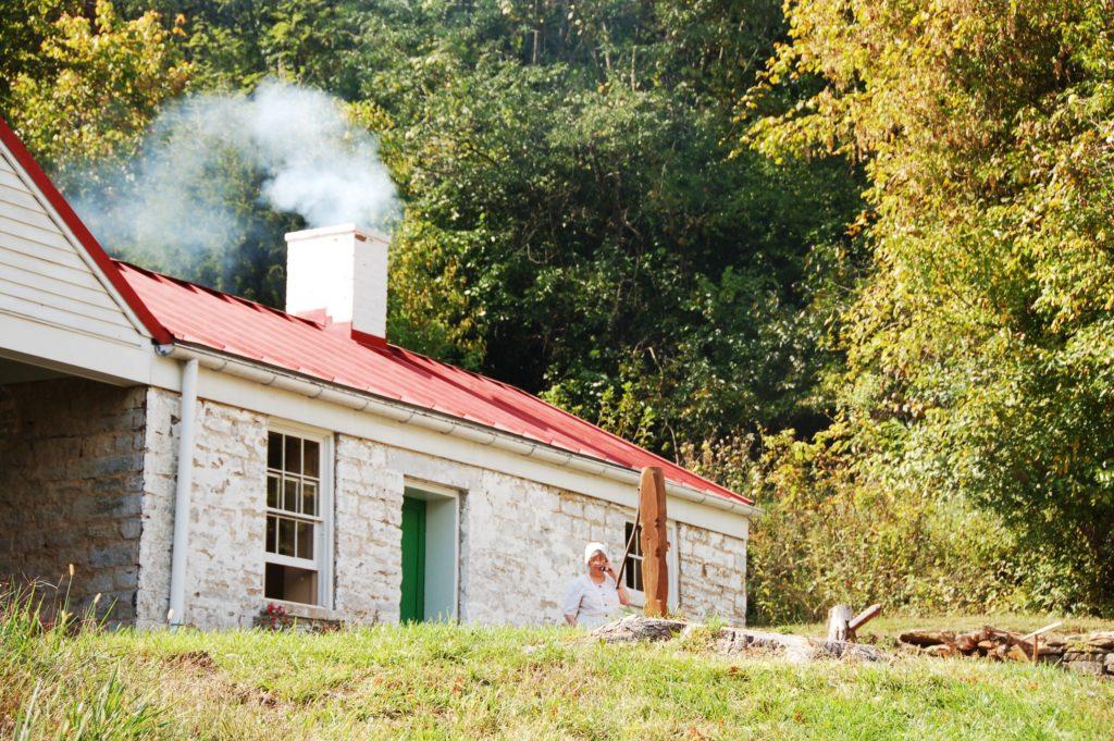 Thiebaud Farmstead ~ Switzerland County Historical Society